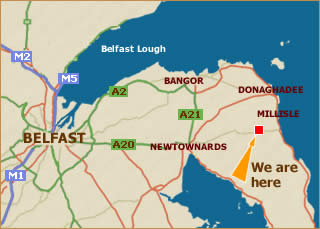 Resultado de imagem para Millisle , County Down
